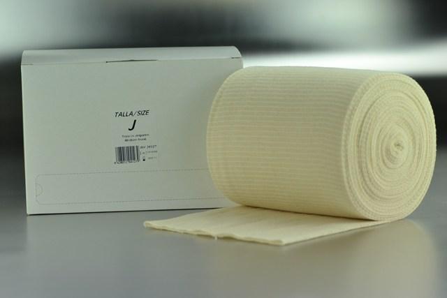 Venda tubular J compresiva CPK Grip (17,5cm. x 10m.)