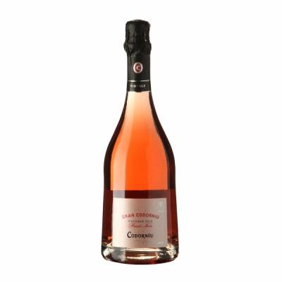 Codorniu Gran Plus Ultra Pinot Noir Brut Rosé