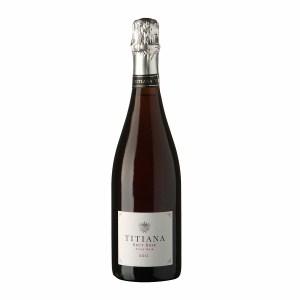 Parxet Titiana Pinot Noir Brut rosé