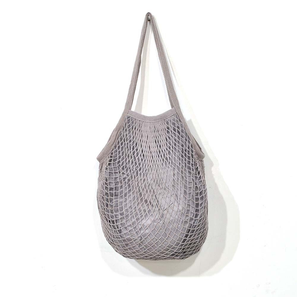 Bolso red gris
