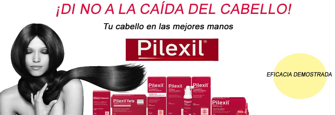 CAÍDA CABELLO- PILEXIL