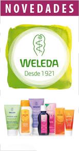 WELEDA cosméticos naturales biológicos en Farmacosmetia, tu farmacia online
