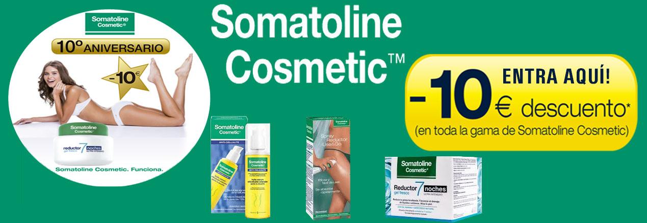 Somatoline Cosmetics -10€