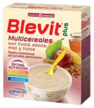 Blevit Plus multi frutos secos 600g
