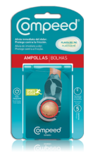 COMPEED AMPOLLAS PLANTA DEL PIE 5 UND.