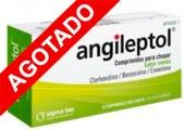 Angileptol Menta Comprimidos