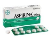 ASPIRINA 500MG 20 COMP.
