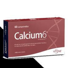 Calcium 6 Vitae 60 comprimidos