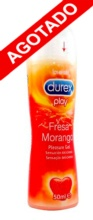 Durex Play Fresa Morango Pleasure Gel 50ml