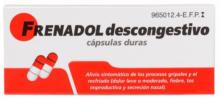 Frenadol Descongestivo Cápsulas