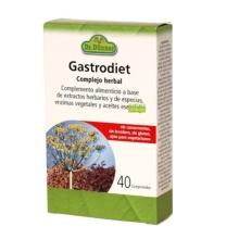 GASTRODIET COMPLEJO HERBAL 40 COMPRIMIDOS