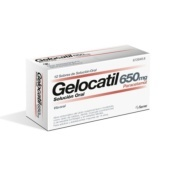 Gelocatil 650 mg Solución Oral