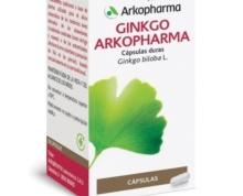 Arkopharma Ginkgo Biloba 200 capsulas