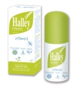 HALLEY REPELENTE DE INSECTOS INFANTIL 100ML.