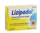 LIZIPADOL 20MG 18 PASTILLAS