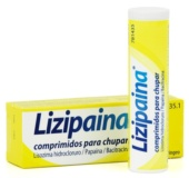 Lizipaina Comprimidos