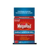 Megared Omega-3 Aceite de Krill Antártico 60 cap.
