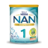 Nestle Nan eExpert Inicio
