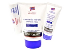 Neutrogena Crema de Manos Concentrada + Protector Labial SPF20