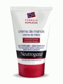 Neutrogena Crema de Manos Concentrada Sin Perfume