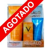 Pack Vichy Ideal Soleil Leche Emulsion Facial y After Sun