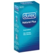 Durex Preservativo Natural Plus
