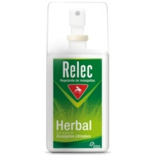 Relec Herbal Repelente Mosquitos Spray