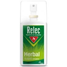 RELEC HERBAL REPELENTE MOSQUITOS SPRAY 75ML