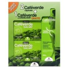 PROMOCIÓN 2 CAFÉVERDE CÁPSULAS+ 1 CAFÉVERDE LIPOMODELADOR GRATIS