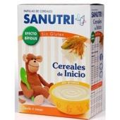 Sanutri Cereales de Inicio sin Gluten