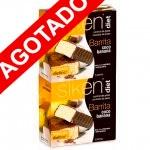 Siken Diet Barritas de Coco Banana Duplo