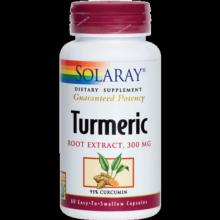 Solaray Turmeric (Cúrcuma)