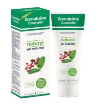 Somatoline Gel Natural Reductor 250ml