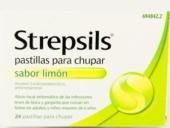 Strepsils Limón Pastillas