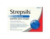 Strepsils con Lidocaina 24 Pastillas