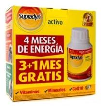 BAYER SUPRADYN ACTIVO 4 MESES DE ENERGÍA/ 3+1 MES GRATIS