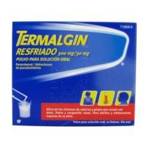 Termalgin Resfriado 10 sobres - Medicamentos