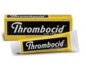 Thrombocid 1 mg/g Pomada