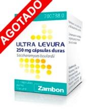 Ultra Levura Probiotico Zambon Capsulas Duras