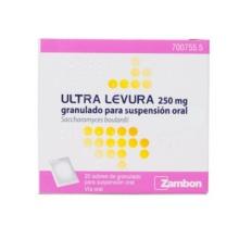 ULTRA LEVURA PROBIOTICO ZAMBON 250MG 10 SOBRES