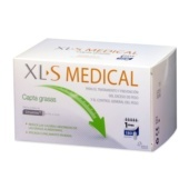 XL-S MEDICAL CAPTA GRASAS 180COMP