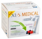 XL-S MEDICAL CAPTA GRASAS 90 STICKS.