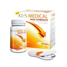XLS Medical Max Strenght 120 comprimidos
