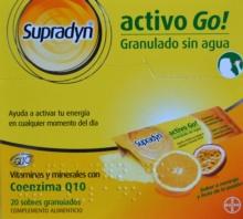 Bayer Supradyn Activo Go Granulado