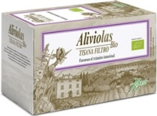 Aboca Aliviolas Tisanas Filtro
