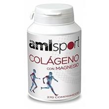 AML Sport Colágeno con Magnesio 270 comprimidos
