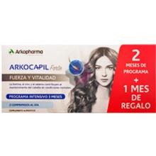 Arkocapil Forte Pack 120 Cápsulas + 60 de Regalo