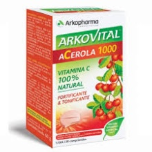 ArkoPharma Arkovital Acerola 30 comprimidos