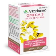 Arkopharma Omega 3 Aceite de Pescado 50 Capsulas
