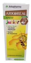 ARKOPHARMA ARKOREAL APETIT JUNIOR JALEA REAL 150ML